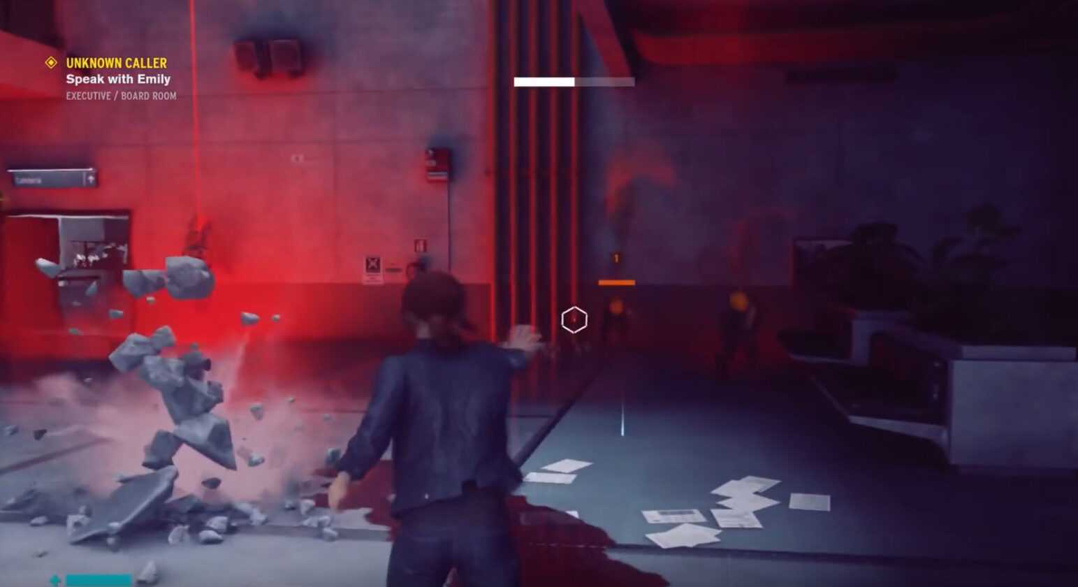 Control Has A New Trailer Out Now Showing Off Next-Gen Capabilities In The Ultimate Edition