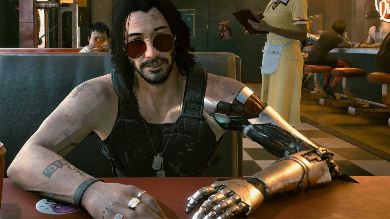 Cyberpunk 2077: Le Bras Argenté De Johnny Silverhand Devient Une
