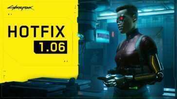 Cyberpunk 2077 Obtient Un Nouveau Correctif Qui Résout Le Problème