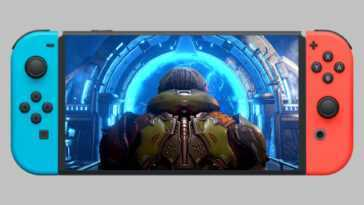 Doom Eternal Pour Nintendo Switch A Une Date De Sortie