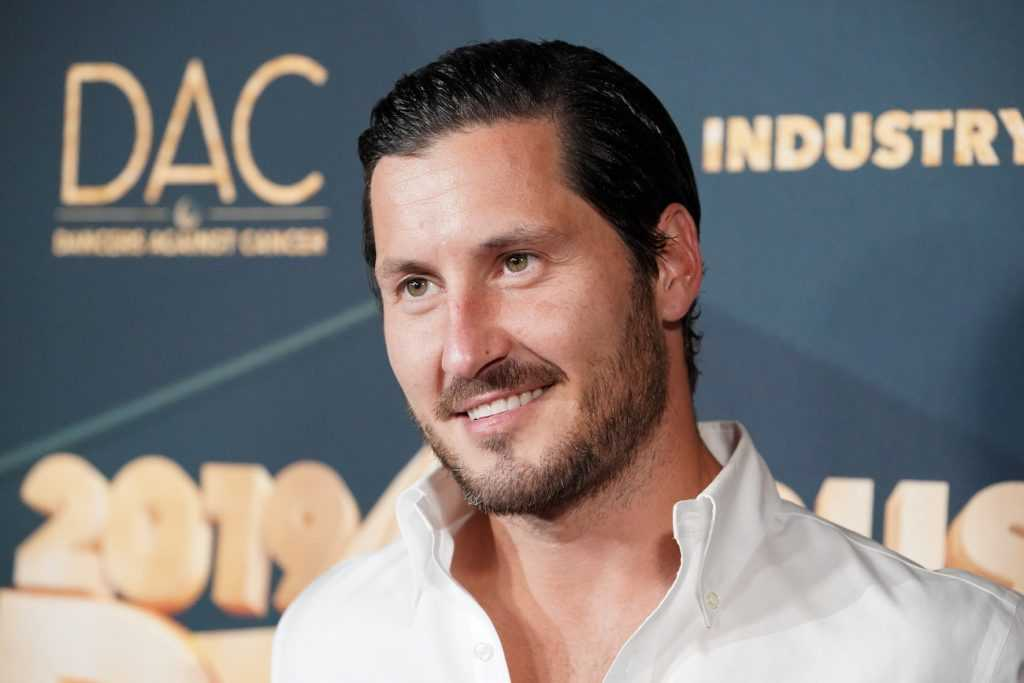 Val Chmerkovskiy de 'Dancing With the Stars'