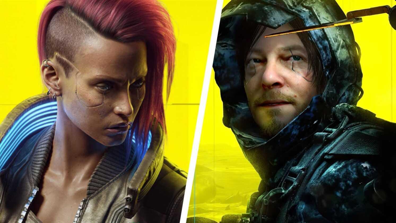Death Stranding Reçoit Des Missions Et Des Objets Pour Cyberpunk