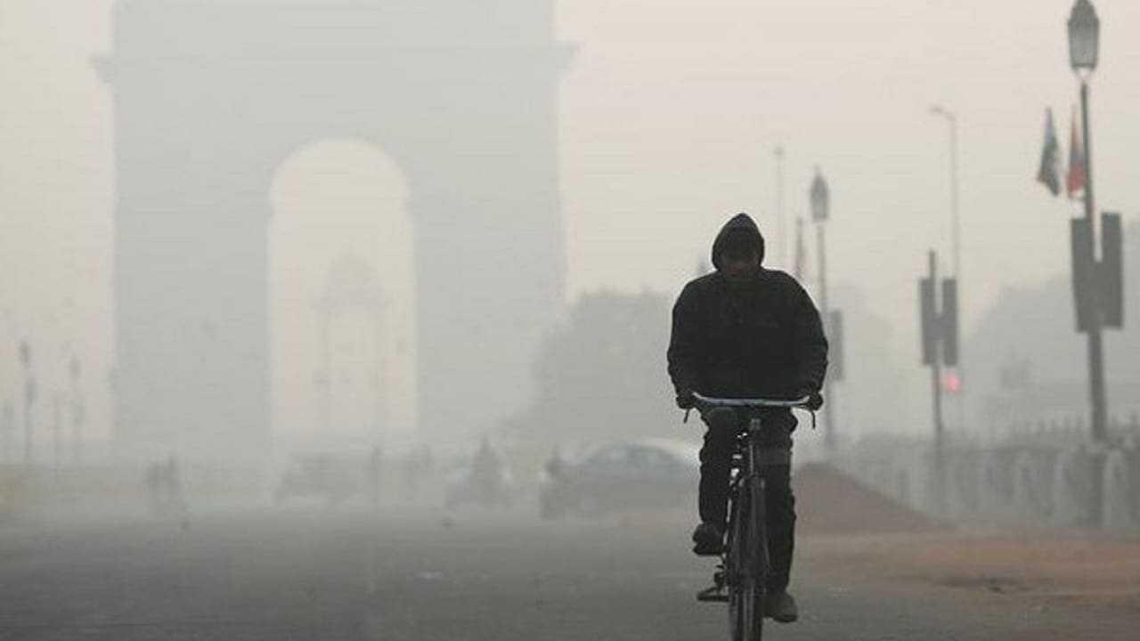 Delhi En Novembre était Plus Polluée Que Les Quatre Dernières