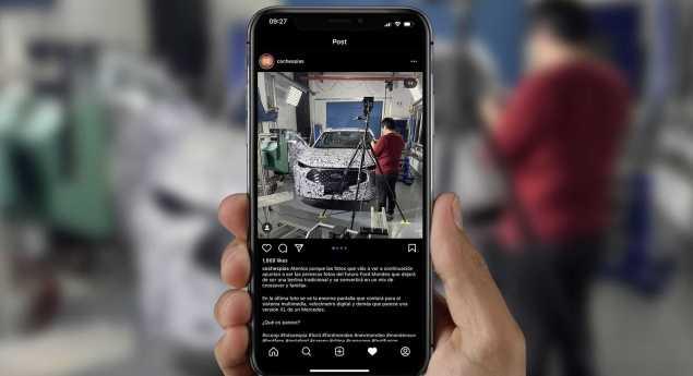 Des Photos D'espionnage Révèlent La Nouvelle Génération De Ford Mondeo?