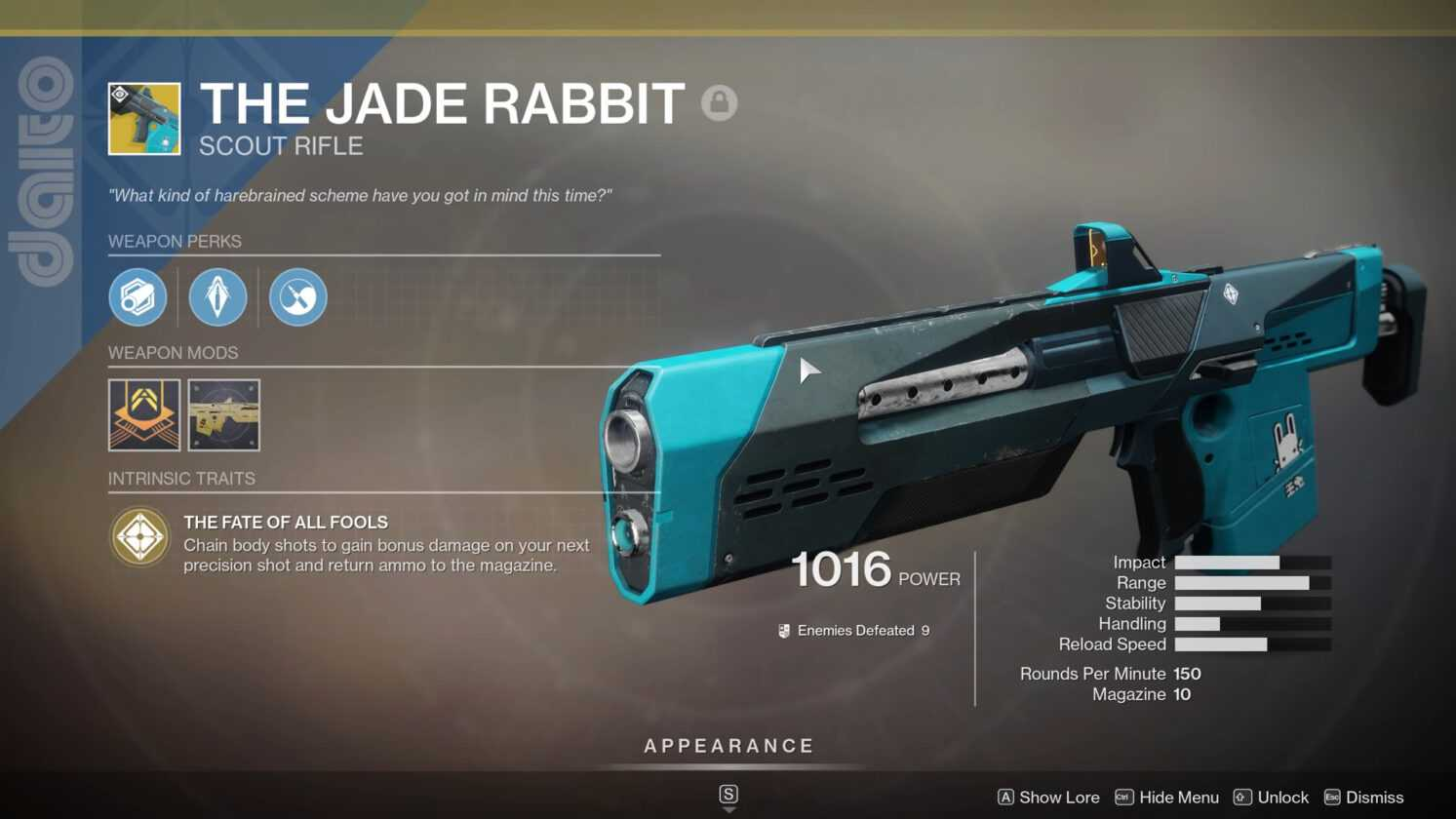 Destiny 2: Xur Returns With Exotic Goodies For The Holidays – Jade Rabbit In Stock 12-18