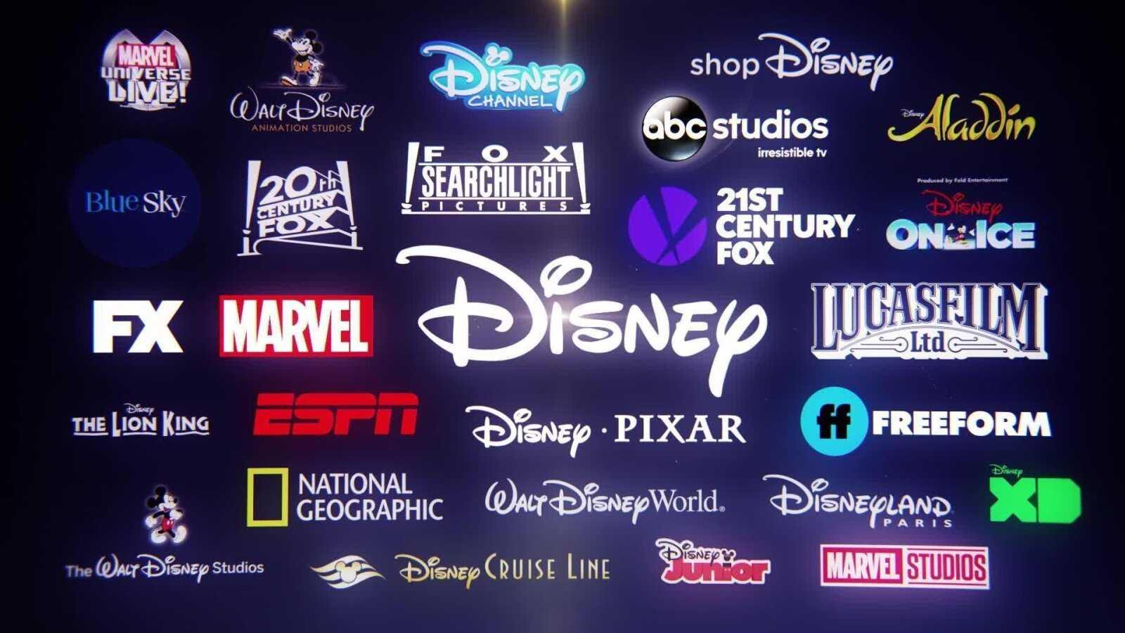 Catalogue Disney Plus