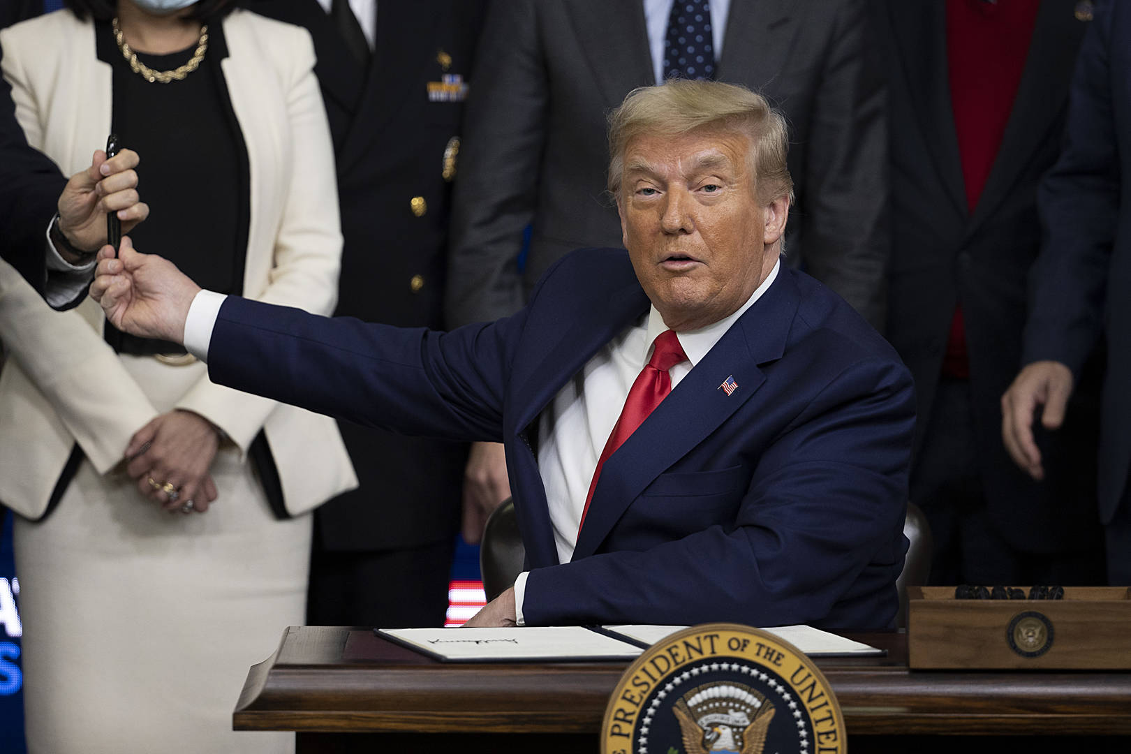 Donald Trump, Weldon Angelos