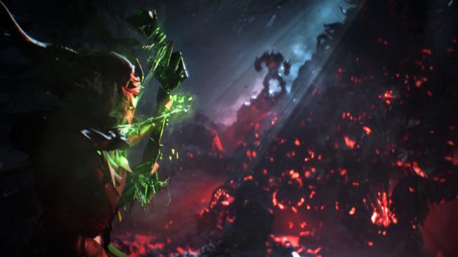Bande-annonce du monde du jeu d'intrigue Dragon Age 4