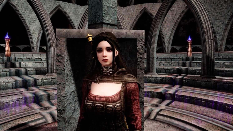 Elder Scrolls 5 Skyrim Special Edition Weekly Mod Showcase 12/24 Features Serana Appearance Overhaul