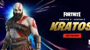 """En Peau Dans La Saison 5: Kratos """"dieu De La"""