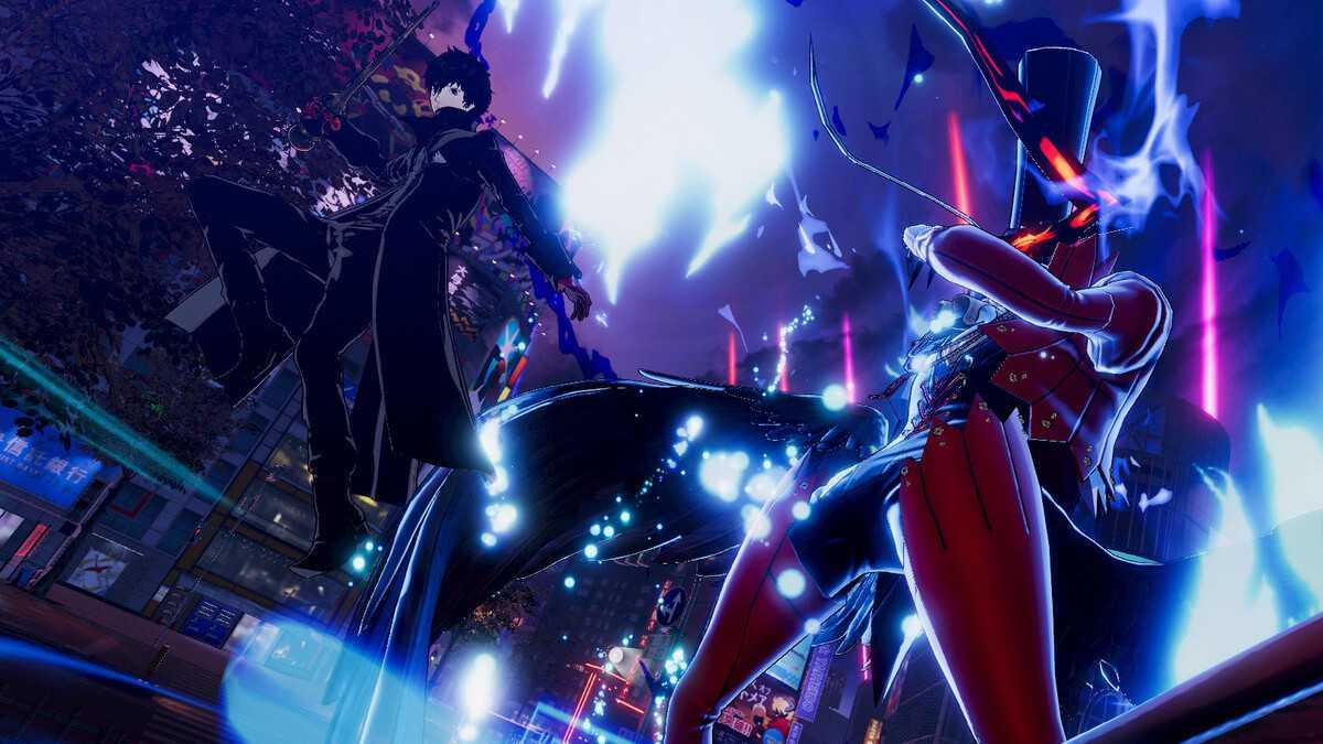 Evento De Persona 5 Strikers 01.jpg
