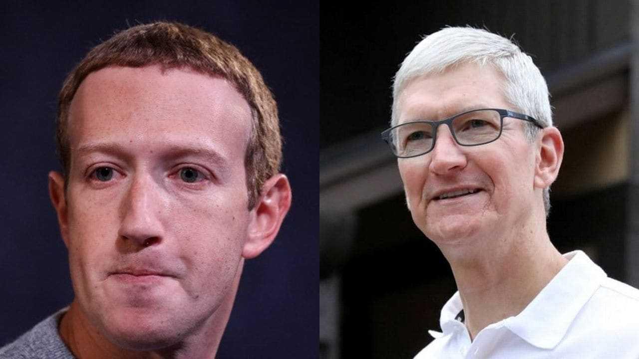 Facebook Critique La Politique De Confidentialité D'apple, Affirmant Que ``
