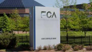 Fiat Chrysler Automobiles Va Mettre En Place Un Hub Numérique
