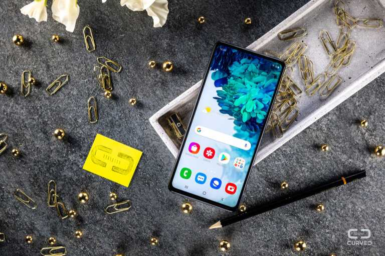 Galaxy A72 5g: Design Rappelant Le Samsung Galaxy S20 Fe