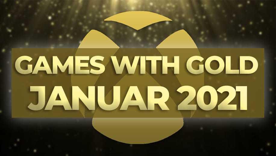 Games With Gold En Janvier 2021: Ces Jeux Sont Gratuits!