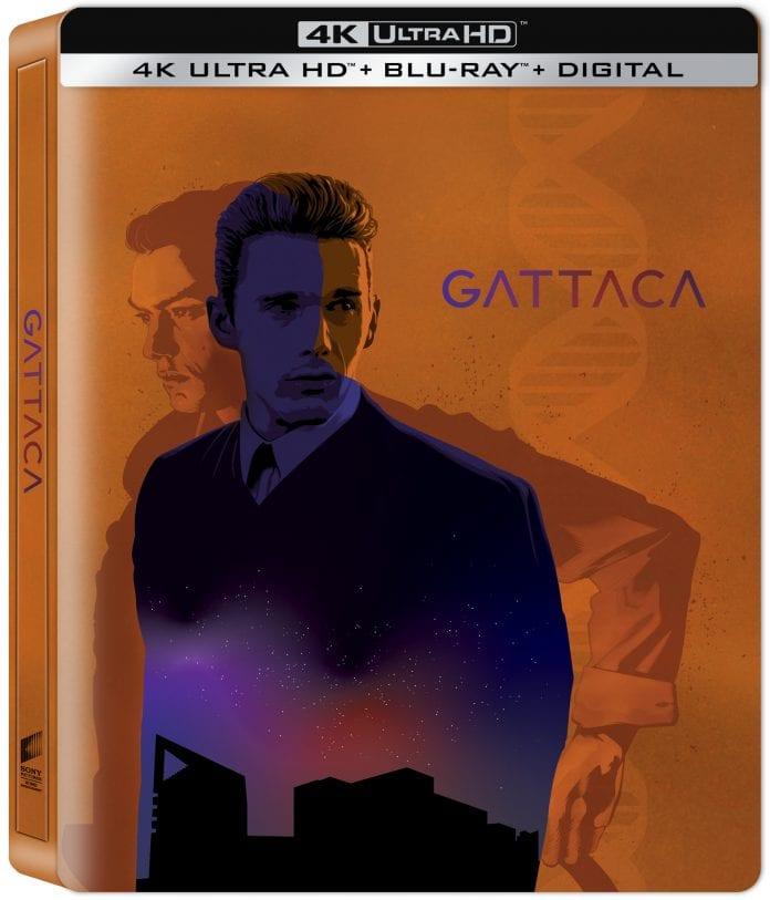 Couverture de Gattaca Steelbook