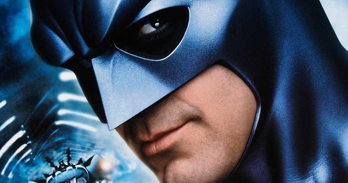 George Clooney Affirme Que Regarder Batman Et Robin Lui Fait