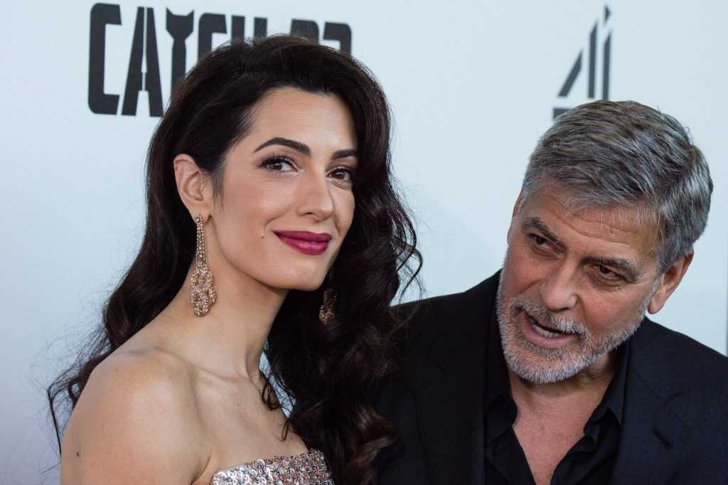 George Clooney dit qu'il a fallu 20 minutes à Amal pour répondre à sa proposition de mariage