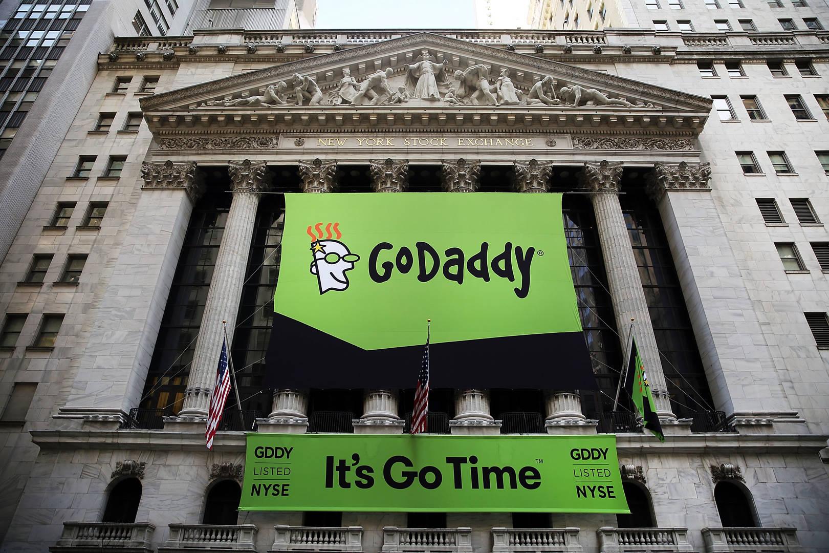 GoDaddy, vacances