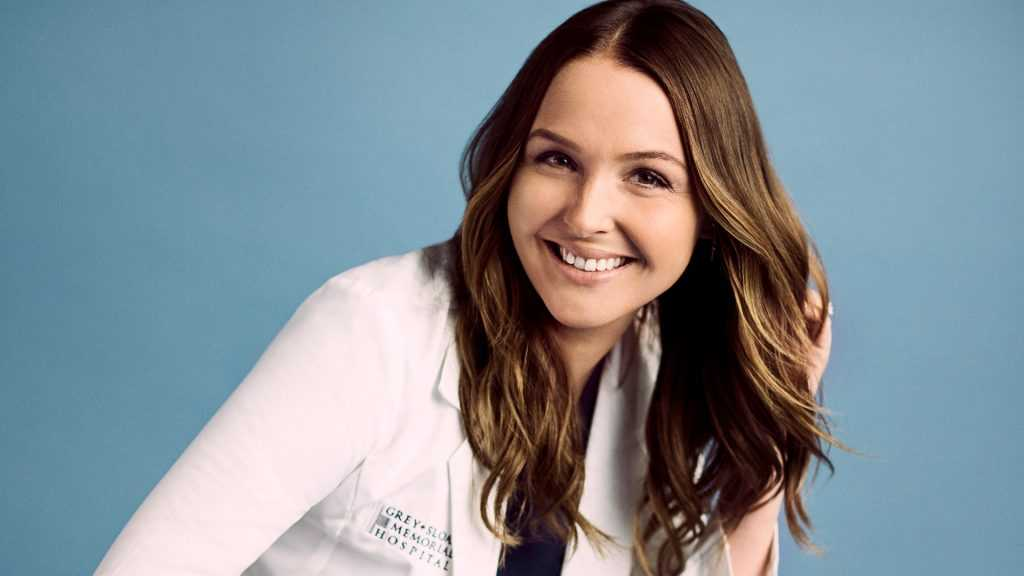 Camilla Luddington as Jo Wilson Karev in