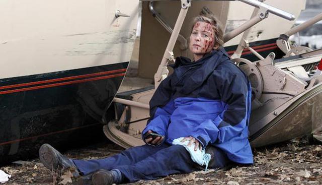 L'Arizona a perdu une jambe dans un accident (Photo: ABC)
