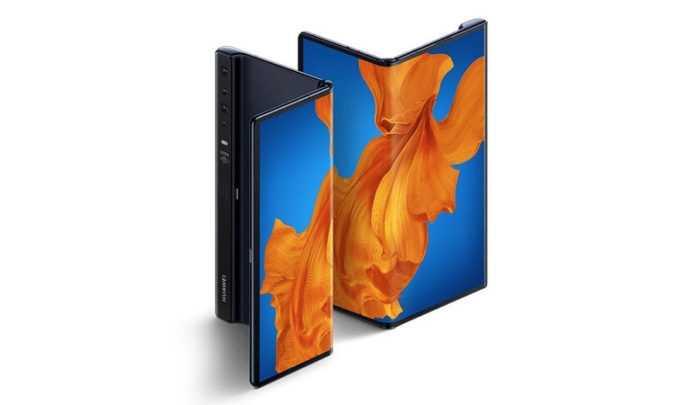 Huawei Mate Xs Obtient Une Nouvelle Mise à Jour Du
