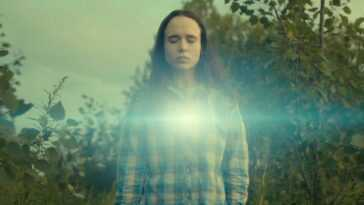 Ellen Page as Vanya Hargreeves on