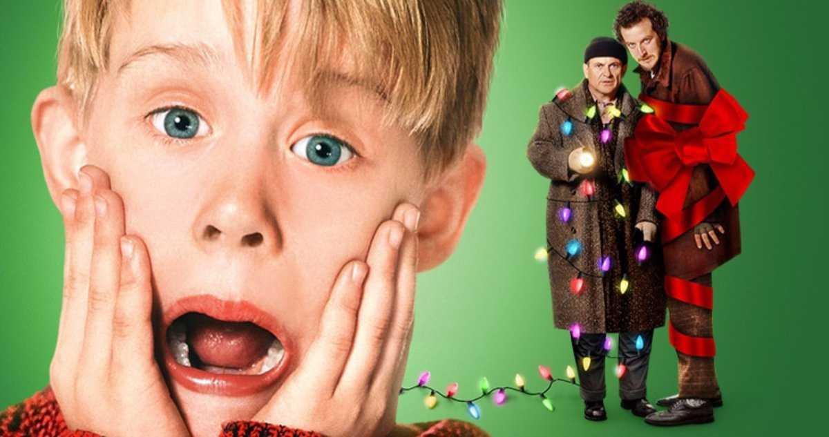 Home Alone Est Le Film De Noël Le Plus Populaire