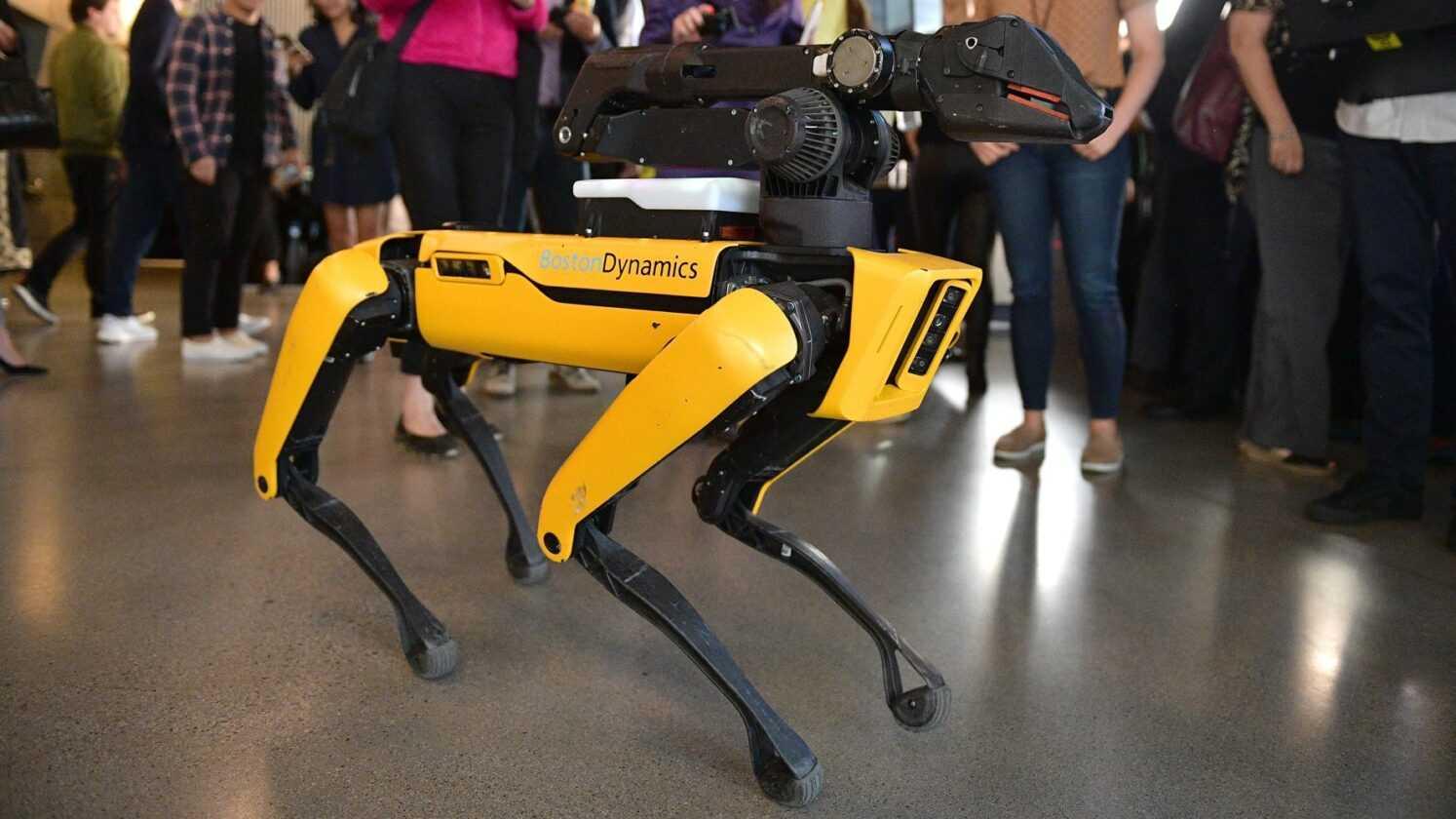 Hyundai Achète Le Fabricant De Robots Boston Dynamics