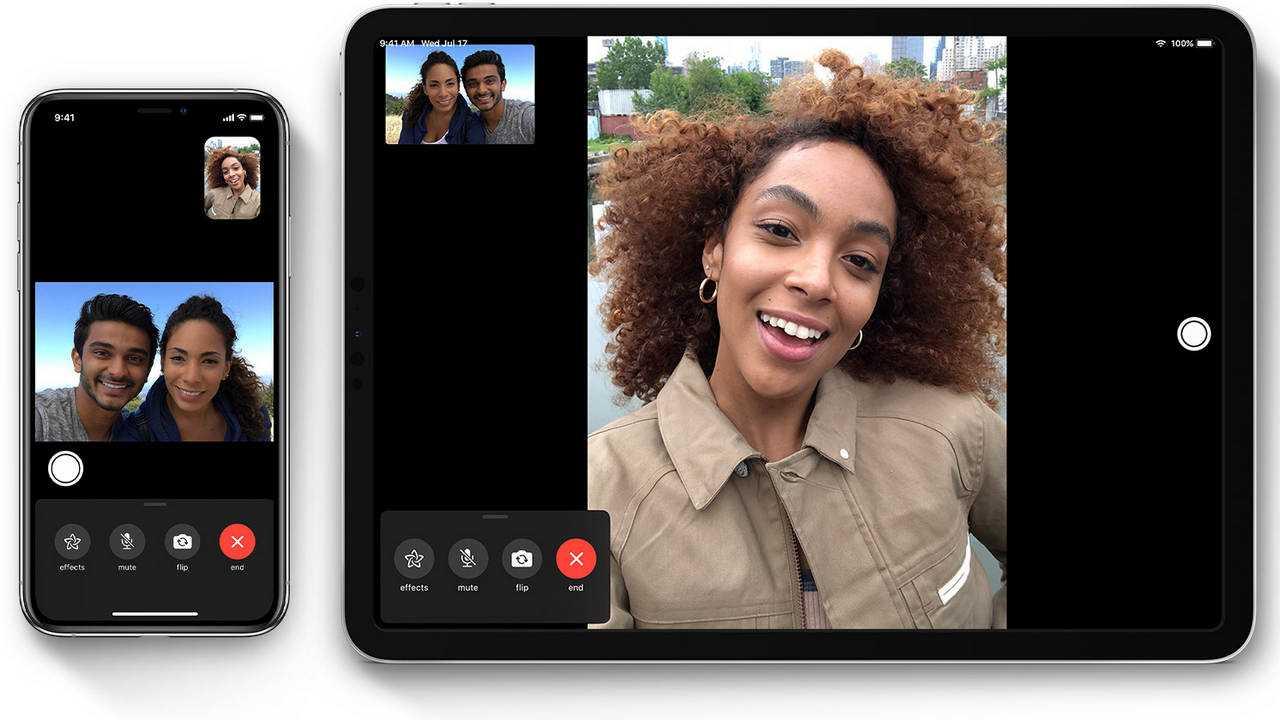 Apple iOS 14.2 apporte la prise en charge de FaceTime 1080p pour l'iPhone 8 et les modèles ultérieurs