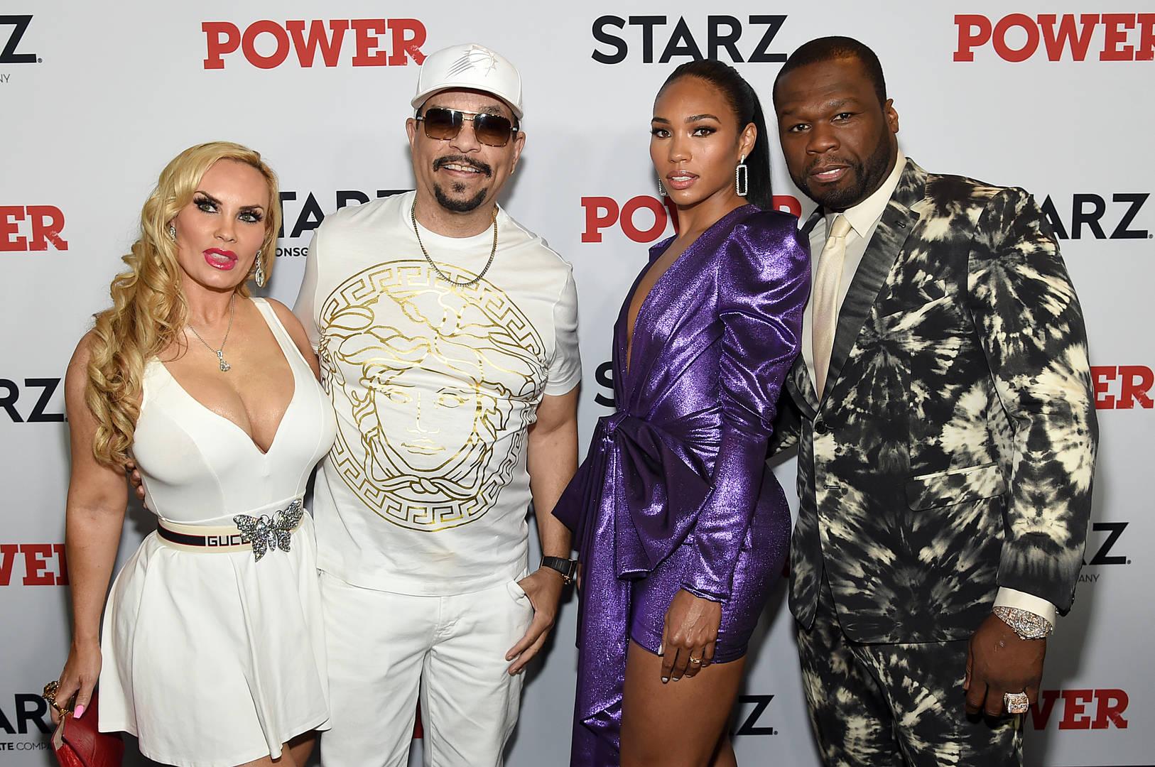 Ice-T, 50 Cent, Starz, Puissance, Bobby Shmurda, Rappeurs Gangsta, Le Jeu