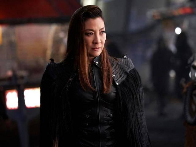"""Le personnage de Michelle Yeoh dans """"Star Trek: Discovery"""" aura bientôt son propre spin-off."""