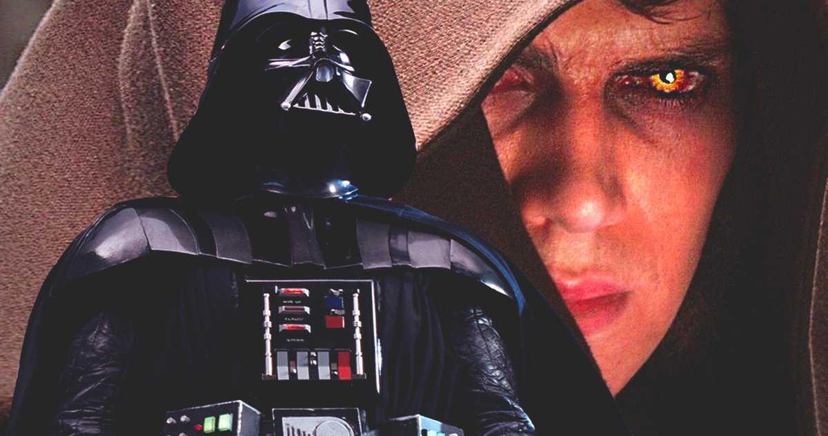 Il Est Temps Pour La Rédemption Star Wars De Hayden