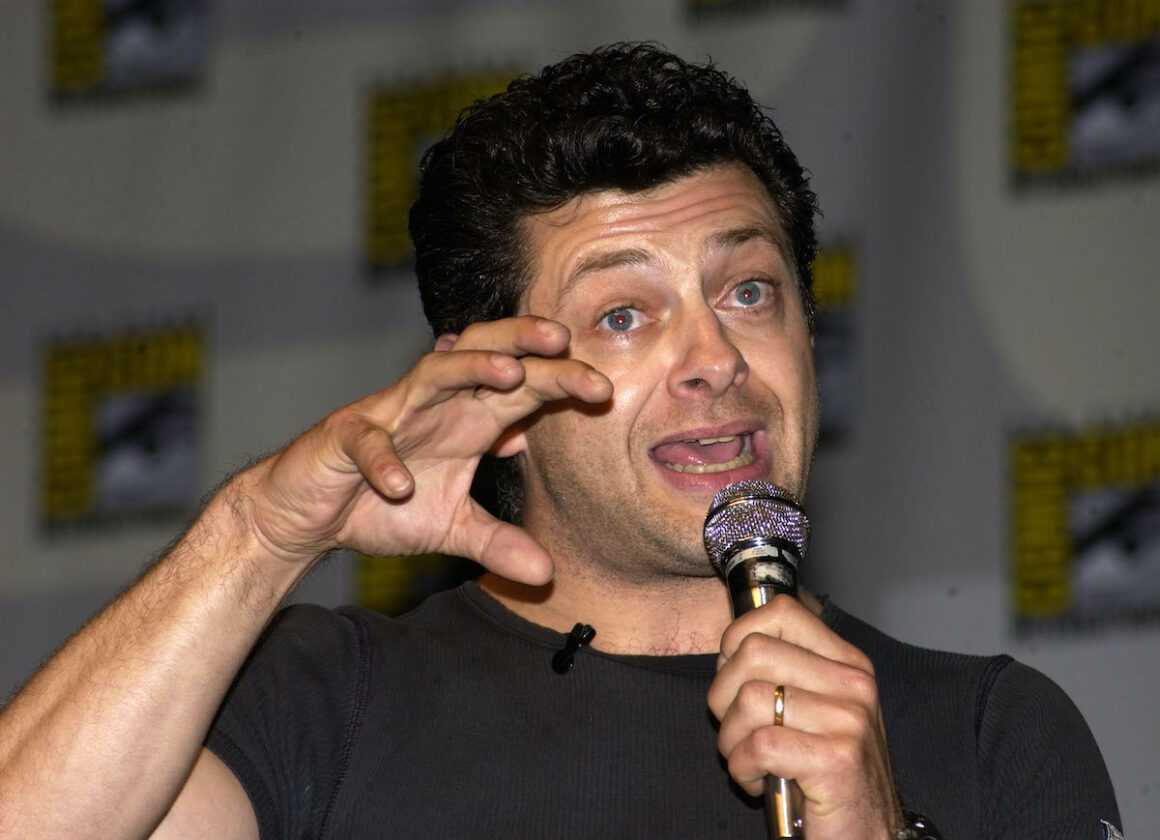 Andy Serkis from