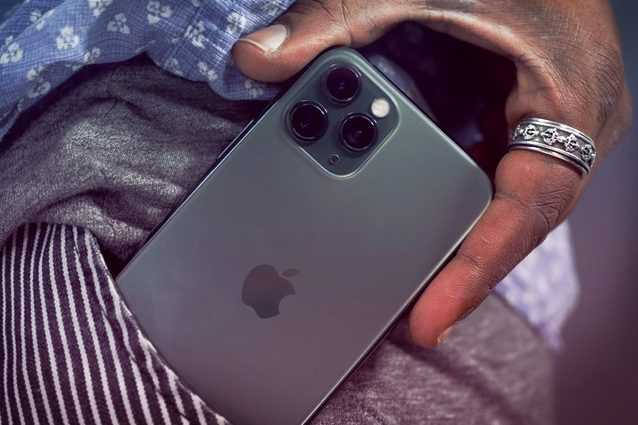 Il Y A Un Bug Iphone Qui N'affiche Pas Les