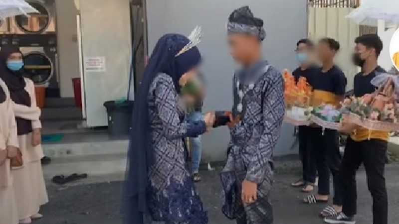 Ils Se Marient Sur Tiktok à 15 Et 16 Ans,