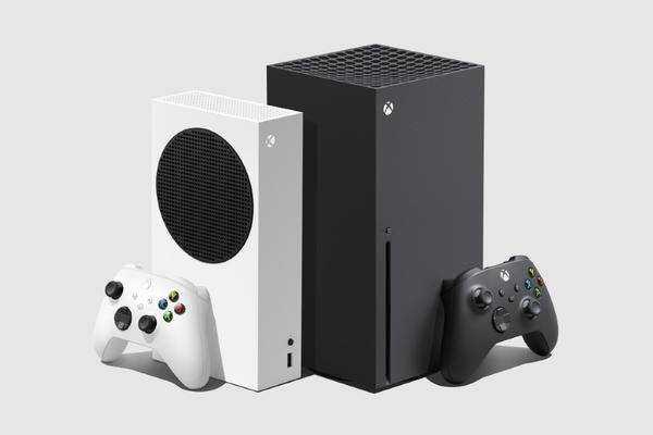 Inattendu: Les Xbox Series X Et S Jouent à Des
