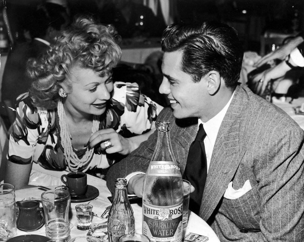 Lucille Ball avec Desi Arnaz |  Défilé pictural / Photos d'archives / Getty Images