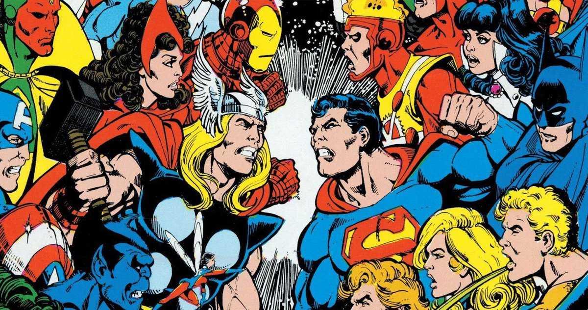 James Gunn A Une Idée De Projet Crossover Epic Marvel
