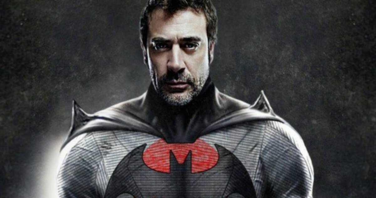 Jeffrey Dean Morgan En Tant Que Flashpoint Batman Aurait Pu