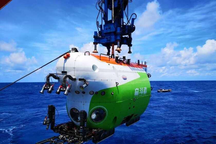 La Chine en quête de conquête des grands fonds: son submersible est descendu de 10909 mètres dans la fosse des Mariannes