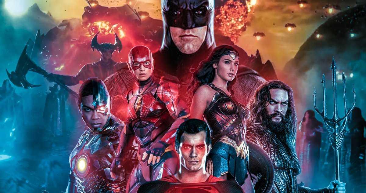 La Justice League De Zack Snyder Obtient Une Date De