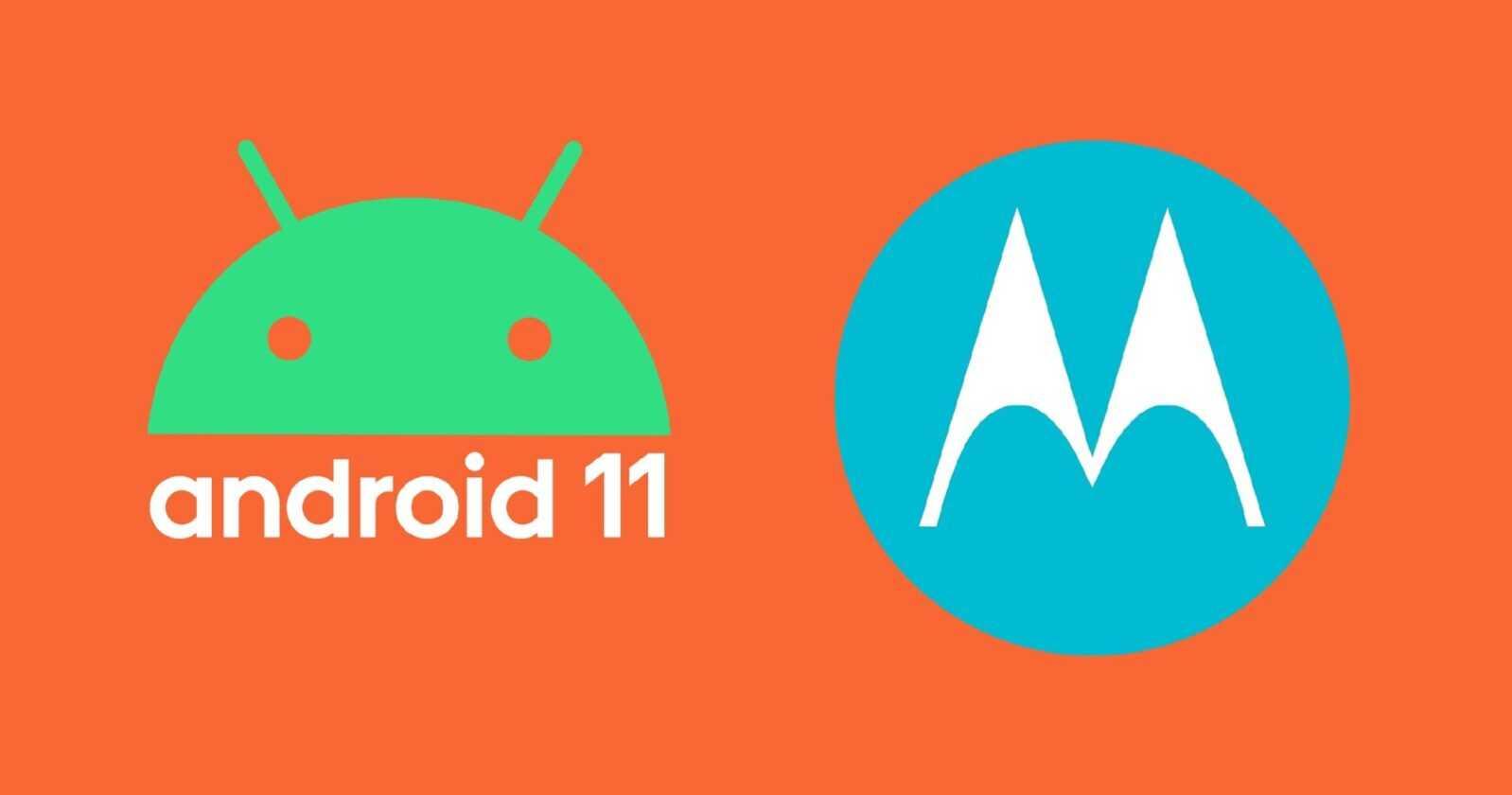 Android 11 pour mobiles Motorola