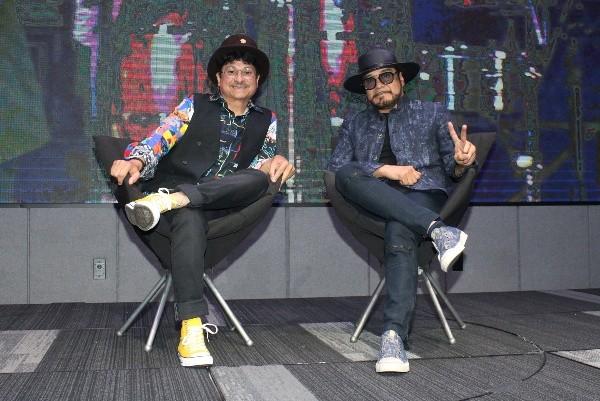 Oscar De la Rosa et Armando Lichtenberger