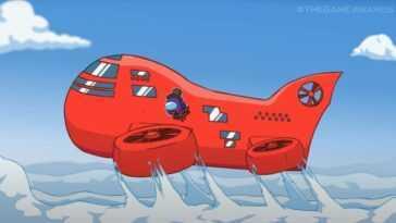 La Nouvelle Carte De Among Us, The Airship, Annoncée