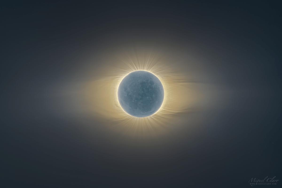 La Pandémie De Coronavirus Laissera Certains Chasseurs D'éclipse Dans L'obscurité
