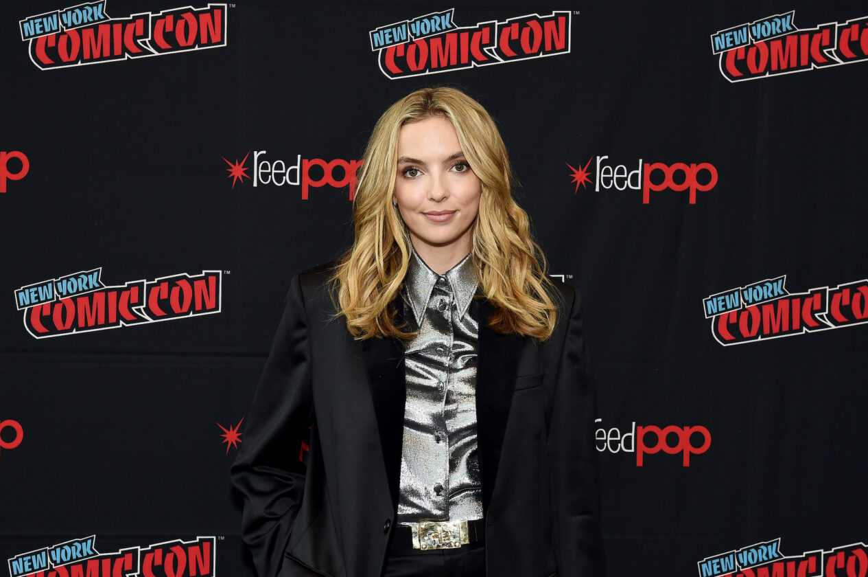 Jodie Comer, who plays Villanelle on