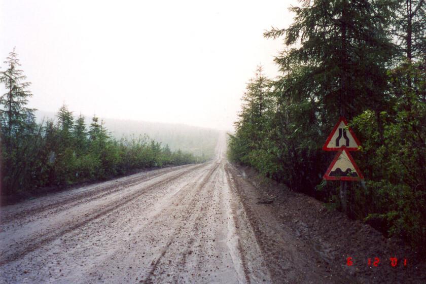 """""""La route des os"""": la route russe que Google Maps a supprimée après un accident mortel"""