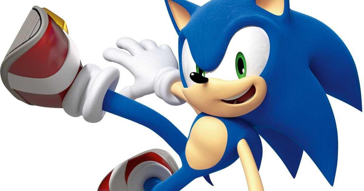 La Série Animée 3d Sonic The Hedgehog Se Déroule Sur