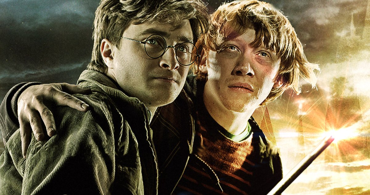 La Star De Harry Potter, Rupert Grint, N'exclura Pas Son